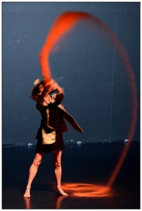 La Compagnie Grégoire : danse contemporaine avec Muriel Corbel à Brive